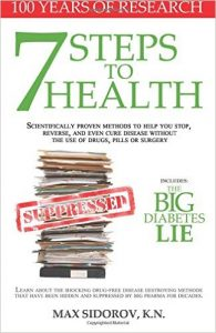 7 Steps to Health and The Big Diabetes Lie PDF