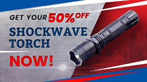 Shockwave Torch By Concerned Patriot