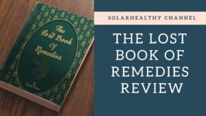 Claude Davis The Lost Book Of Remedies